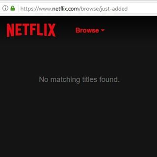 When Netflix is becoming like my Tinder