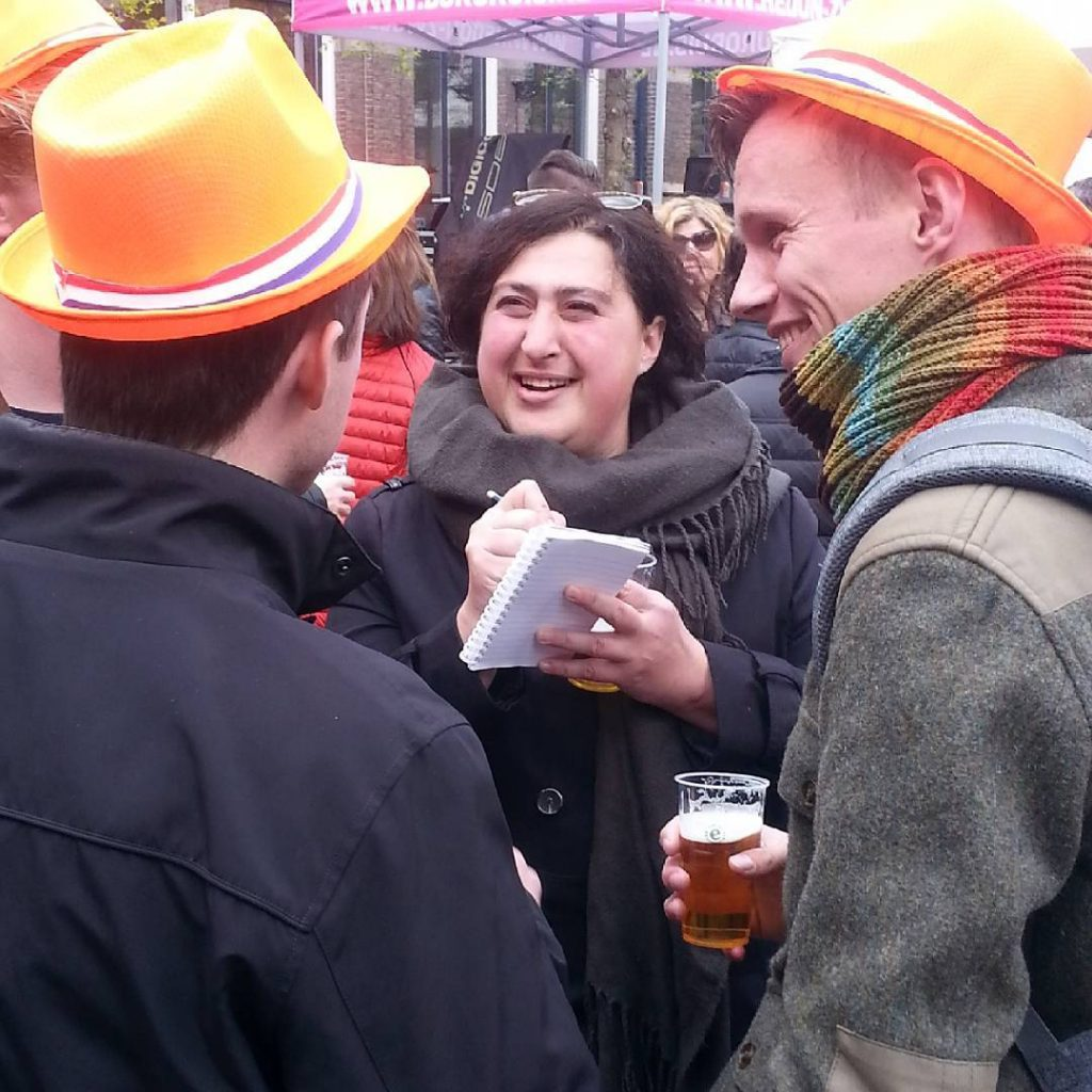 Its Kingsday in The Netherlands and that means orange everywherehellip