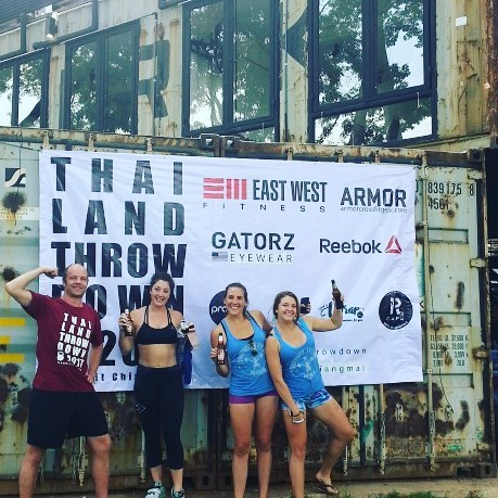 And thats a wrap thailandthrowdown2017 is done! What An Experience!