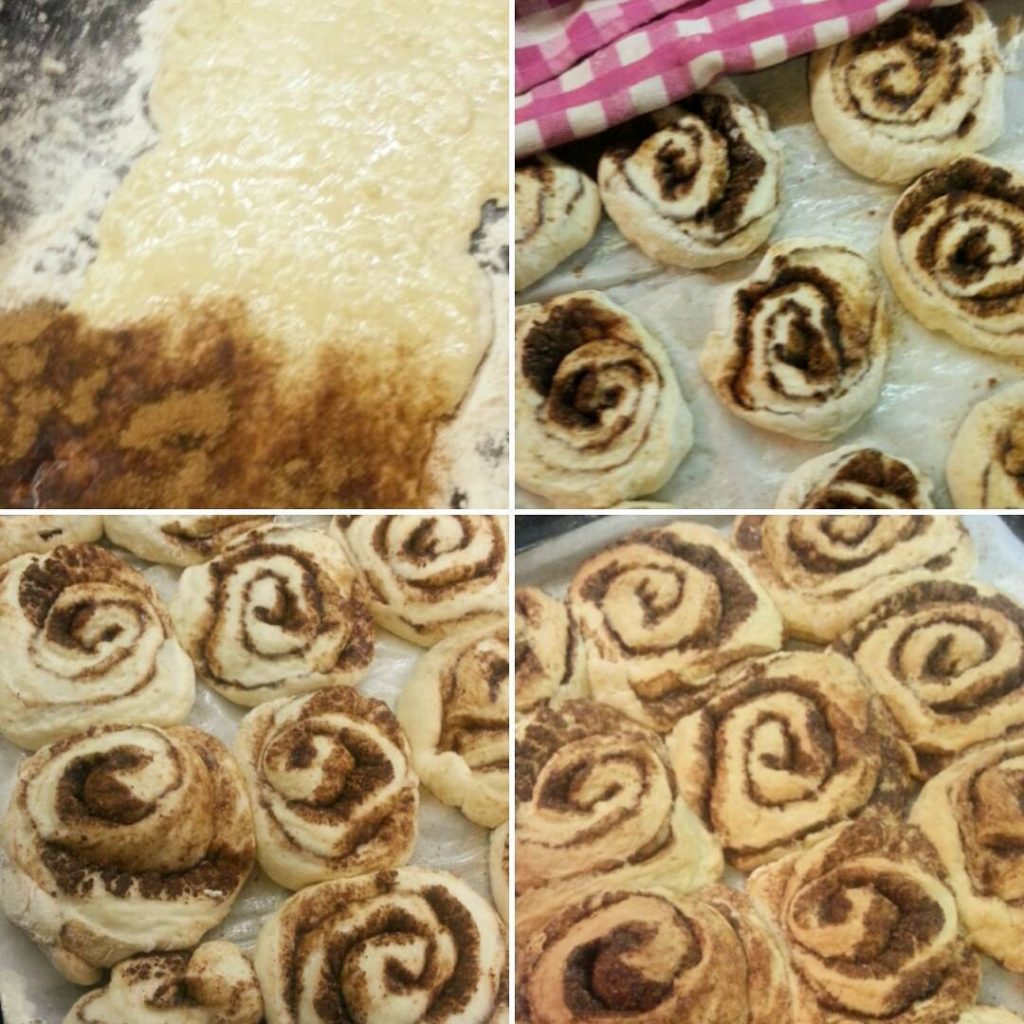 Thats how I cinnamon roll today Best therapy while enjoyinghellip